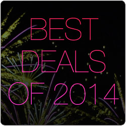 Best Deals of 2014