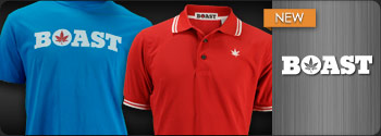 Boast Men's Tennis Apparel