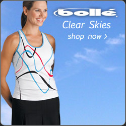 Shop Bolle Clear Sky tennis apparel for Summer 2013