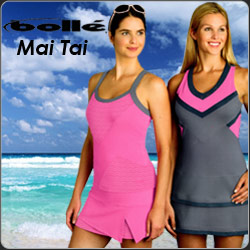 Shop Bolle Mai Tai women's tennis apparel for Spring 2014