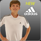 adidas Boys Tennis Apparel