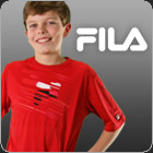 Fila Boys Tennis Apparel