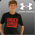 Under Armour Boys Tennis Apparel