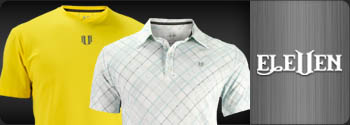 Eleven Mens Tennis Apparel