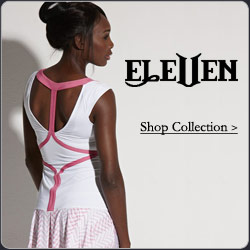 French Open Womens Tennis Apparel from Eleven by Venus Williams