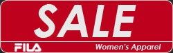 Women's Sale Fila Tennis Apparel