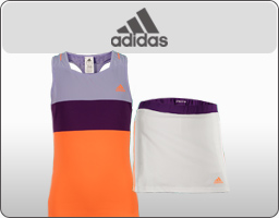 Girls adidas Tennis Apparel