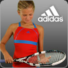 adidas Girls Tennis Apparel