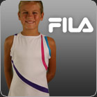 Fila Girls Tennis Apparel