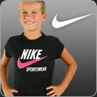 Nike Girls Tennis Apparel