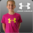 Under Armour Girls Tennis Apparel