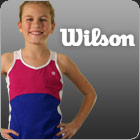 Wilson Girls Tennis Apparel