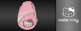 Hello Kitty Tennis Bags