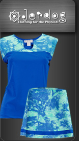 Jerdog Women's Tennis Apparel