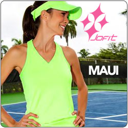 Shop Womens Jofit Maui Tennis Apparel
