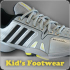 Kid's Tennis Shoes
