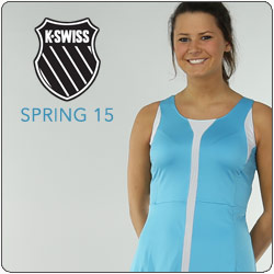 Shop K-Swiss  New Women's tennis apparel Spring 15 line