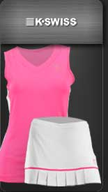 K-Swiss Womens Tennis Apparel