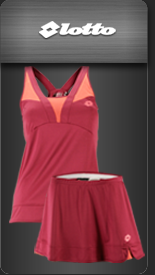 Lotto Women's Tennis Apparel