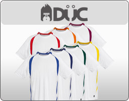 Duc Men's Team Tennis Apparel