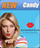 Sugarpova is a New Candy by Maria Sharapova
