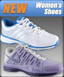 Find a great selection of new women's tennis shoes for Spring 2013