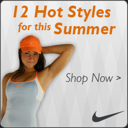 12 Hot looks for the summer from Nike women's tennis apparel