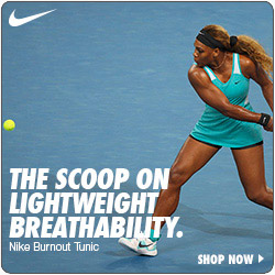Shop Nike Tennis Apparel, Shoes, and Accessories for Spring 2014 - the Gear of Federer, Nadal, Sharapova, Serena!