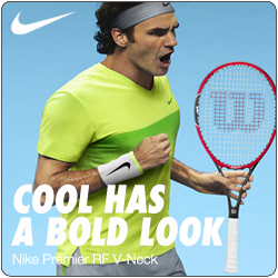 Shop Nike Tennis Apparel, Shoes, and Accessories for Spring 2015 - the Gear of Federer, Nadal, Sharapova, Serena!