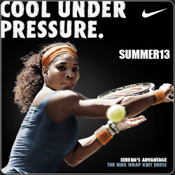 Shop Nike Tennis Apparel, Shoes, and Accessories for Summer 2013
