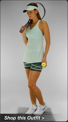 Nike Maria Tunic Dress Tennis Outfit