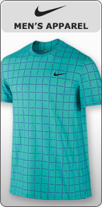 Men's Nike Tennis Apparel