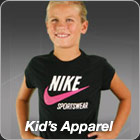Nike Junior Tennis Apparel
