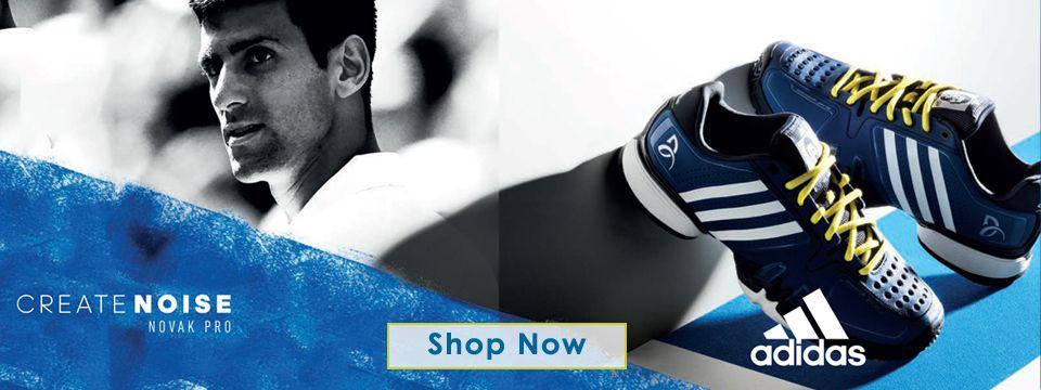 New adidas Novak Pro