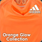 adidas Womens Spring 2014 Orange Glow Collection