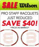 Wilson Racquet Deals
