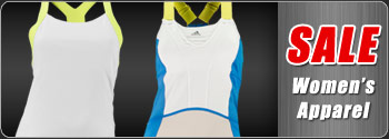 Women's Sale Tennis Apparel