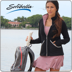 Shop Sofibella New Women's tennis apparel fall 14 line