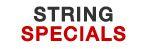 Tennis String Specials
