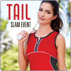 Shop Tail Women's Slam Event Tennis apparel