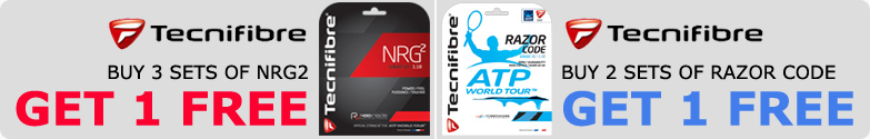 Tecnifibre Tennis Strings