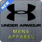 Under Armour Mens Tennis Apparel