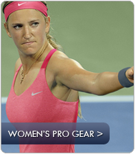 Shop the gear and apparel being worn by the WTA Pros at the 2013 US Open