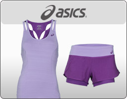 Asics Women's Tennis Apparel