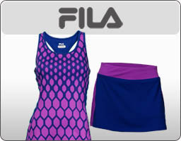 Fila Women's Tennis Apparel