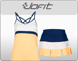 Jofit Women's Golf and Tennis Apparel