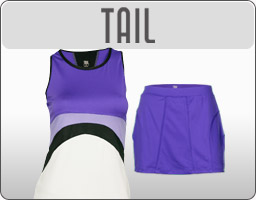 Tail Tennis Apparel