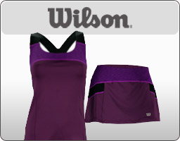 Wilson Womens Tennis Apparel