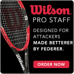 New Wilson Pro Staff Tennis Racquets