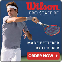 Shop Wilson Tennis Racquets